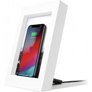 Twelve South PowerPic Wireless Charger weiss