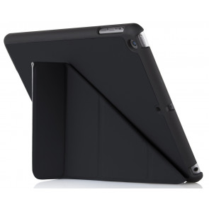 Origami Case, iPad 2017/2018, schwarz, Pipetto
