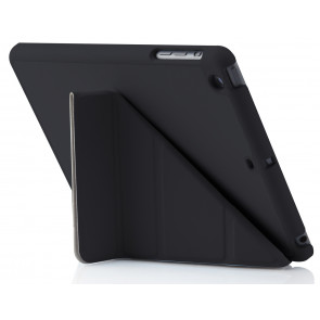 Origami Case, iPad mini 3,2, schwarz, Pipetto