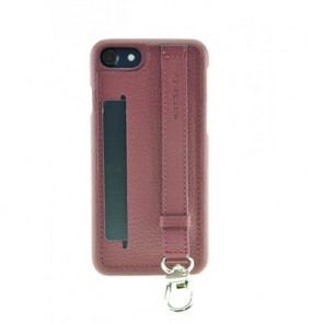 "Back Case Jesse, iPhone SE/8/7/6s/6 (4.7""), plum, Galeli"