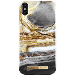 Designer Hardcase, iPhone XS Max (6.5), Outer Space Marble, iDeal of Sweden