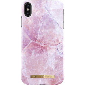 Designer Hardcase, iPhone XS Max (6.5), Pillion Pink, iDeal of Sweden