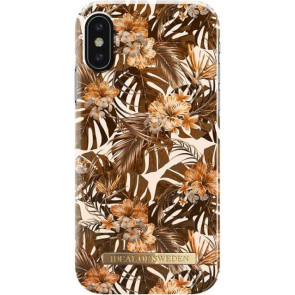 Designer Hardcase, iPhone X, Autumn Forest, iDeal of Sweden