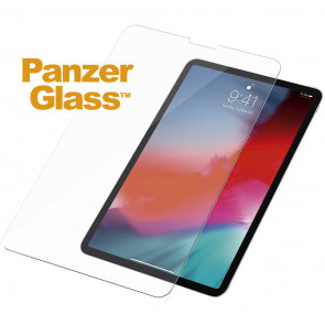 "Screen Protector, 12.9"" iPad Pro (2018), clear, Panzerglass"