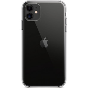 "Apple Clear Case, iPhone 11 (6.1""), clear"