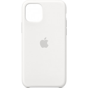 """Silikon Case, iPhone 11 Pro Max (6.5""""), weiss, Apple"""