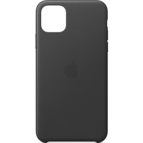 "Leder Case, iPhone 11 Pro Max (6.5""), schwarz, Apple"