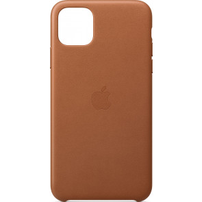 "Leder Case, iPhone 11 Pro Max (6.5""), Sattelbraun, Apple"