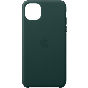 "Apple Leder Case, iPhone 11 Pro Max (6.5""), Waldgrün (Saisonal)"