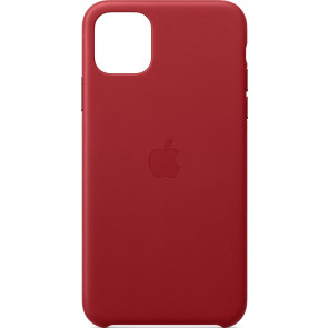 "Leder Case, iPhone 11 Pro Max (6.5""), rot (PRODUCT), Apple"