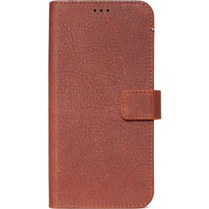 "Leder Wallet 2-in-1, iPhone 11 (6.1""), braun, Decoded"