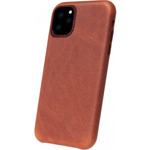 "Leder Backcover, iPhone 11 Pro Max (6.5""), braun, Decoded"