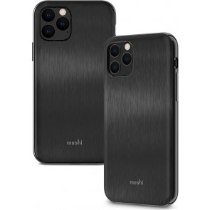 "Moshi iGlaze Hardcase, iPhone 11 Pro Max (6.5""), armour black"