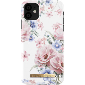 "Designer Hardcase, iPhone 11 (6.1""), Floral Romance, iDeal of Sweden"