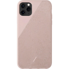 "Clic Canvas Hülle für iPhone 11 Pro Max (6.5""), rose, Native Union"