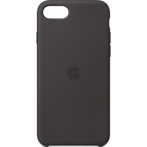 "Apple Silikon Case, iPhone SE/8/7 (4.7""), schwarz"
