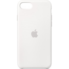 "Apple Silikon Case, iPhone SE/8/7 (4.7""), weiss"