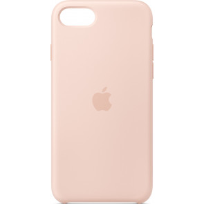 "Apple Silikon Case, iPhone SE/8/7 (4.7""), Sandrosa"