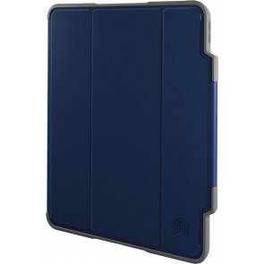"Dux Plus Case, 11"" iPad Pro 2020/2018, blau, STM"