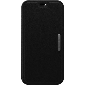"Otterbox Book-Cover STRADA, iPhone 12/12 Pro (6.1""), Schwarz"