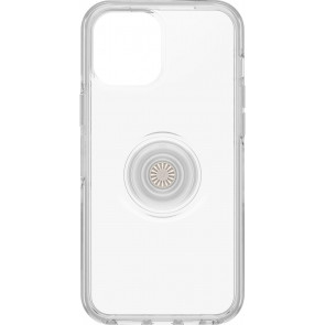 "Otterbox Hard-Cover POP SYMMETRY, iPhone 12 Pro Max (6.7""), Transparent"