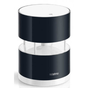 DEMO: Netatmo Windmesser für Wetterstation