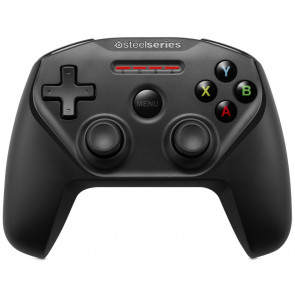 Nimbus Wireless Controller, iOS 7/ Mac OSX, sw, SteelSeries