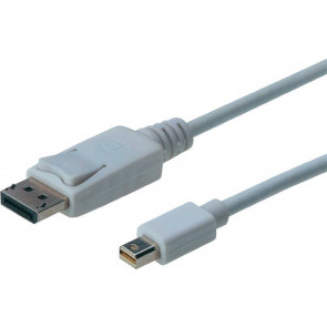 Mini DisplayPort auf DisplayPort Monitorkabel 1.8 m