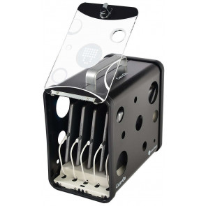 Lock n Charge CarryOn 5 Bay Charging Station für iPad, schwarz