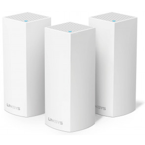 Linksys Velop WLAN Access-Point AC6600 3-Pack