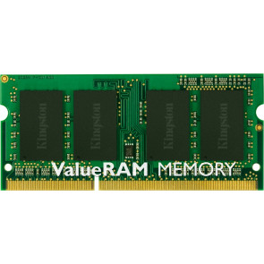 Kingston 8 GB DDR3 SODIMM, PC-10600, 1333Mhz