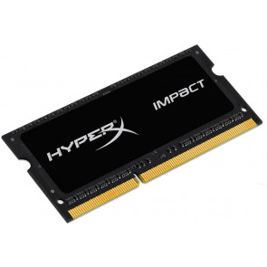 8 GB DDR3L SODIMM, PC-14900, 1866 Mhz, Kingston HyperX
