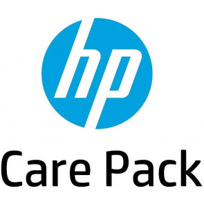 HP Care Pack NBD 9x5 für HP PageWide Color MFP 586, 4 Jahre