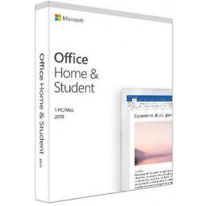 Microsoft Office 2019 Home & Student Mac + Win, deutsch