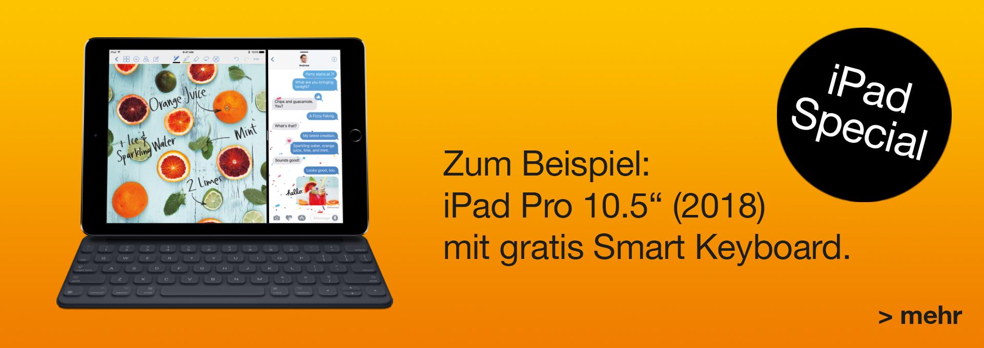 Apple iPad Special Promo