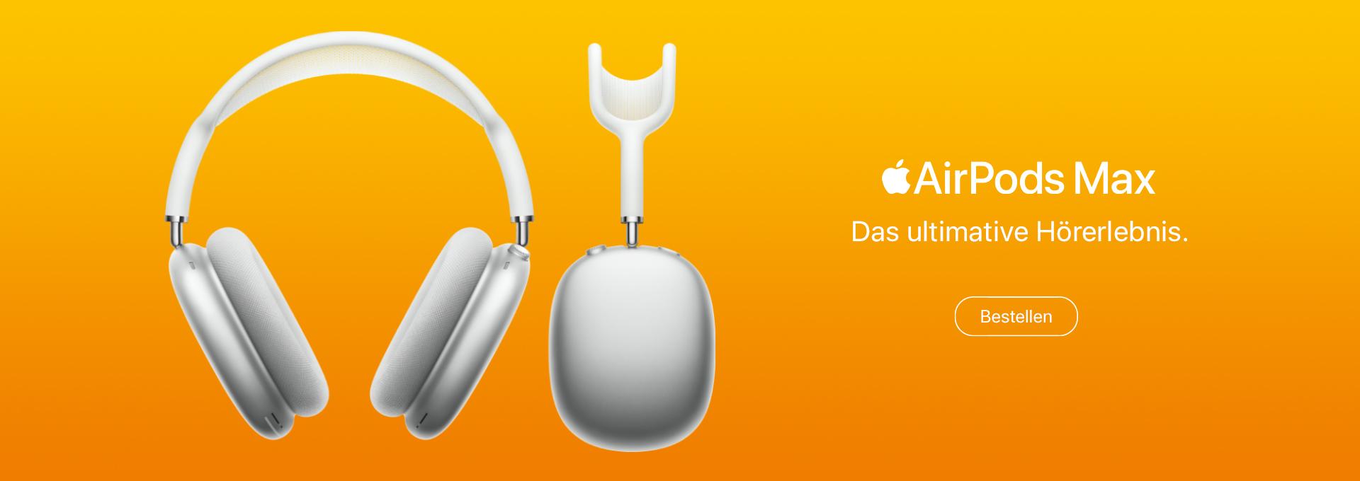 Slider Apple AirPods Max