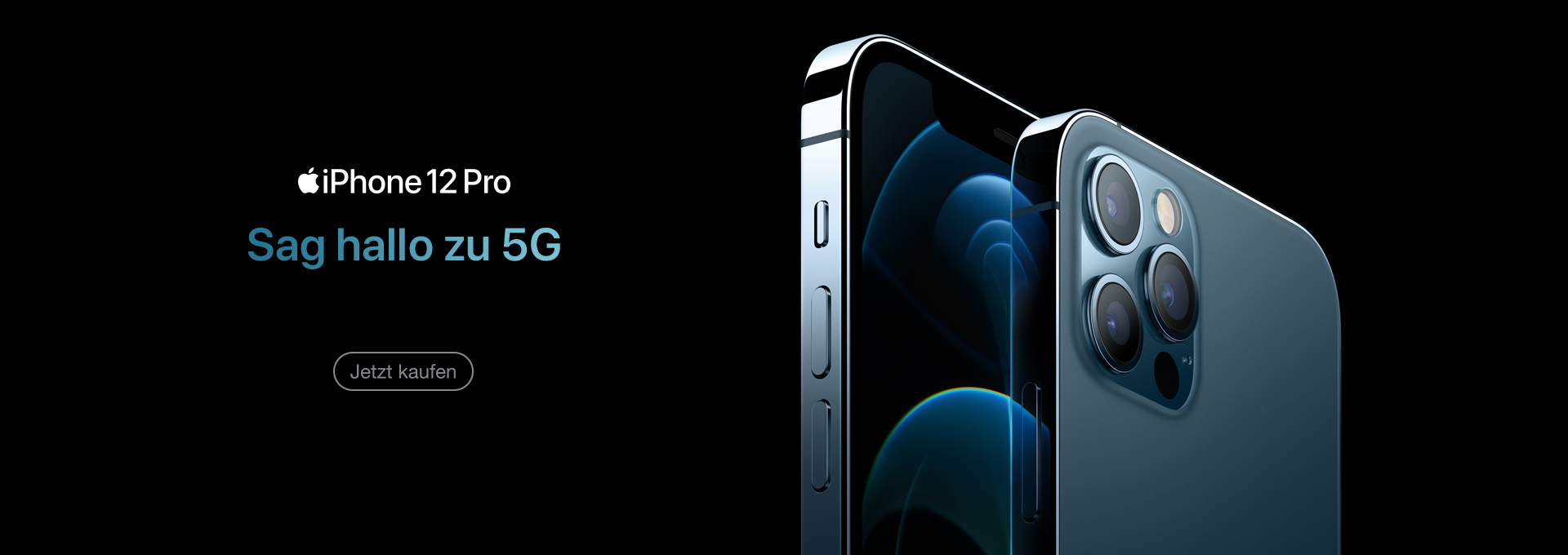 Jetzt Apple iPhone 12 Pro kaufen