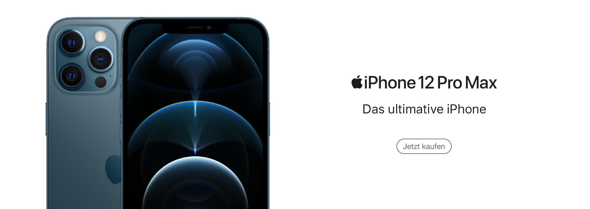 Jetzt Apple iPhone Pro Max kaufen