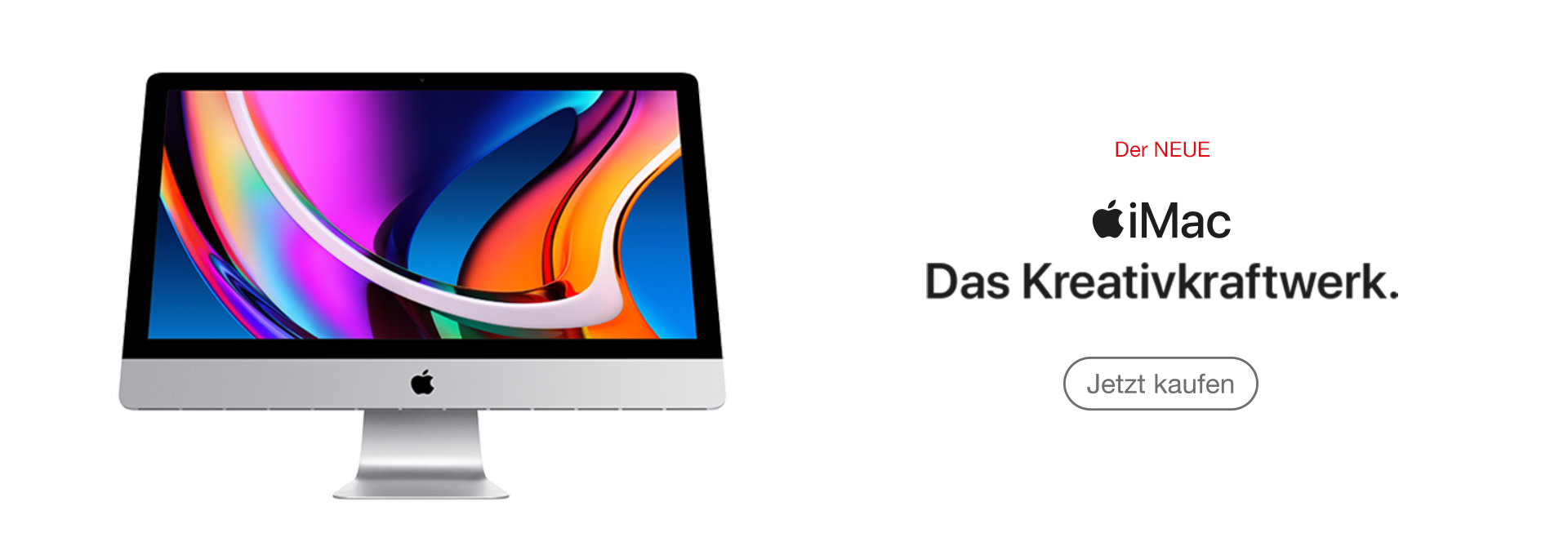 Jetzt Apple iMac kaufen