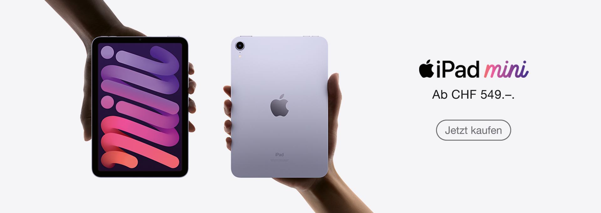 Jetzt iPad mini kaufen