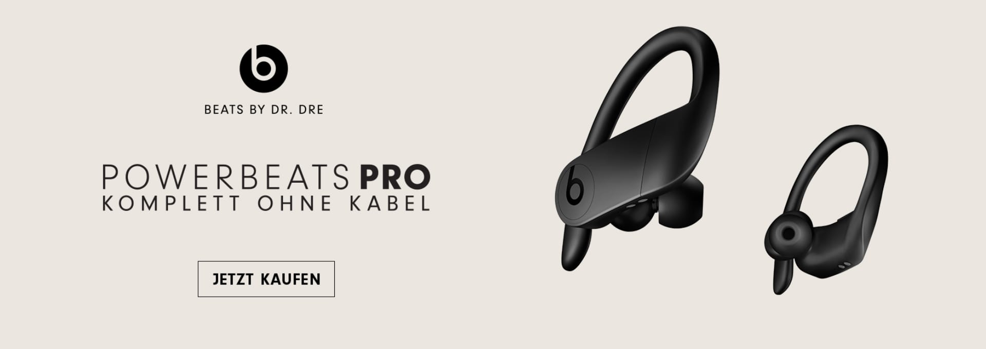 PowerBeats Pro Wireless In-Ear Kopfhöhrer