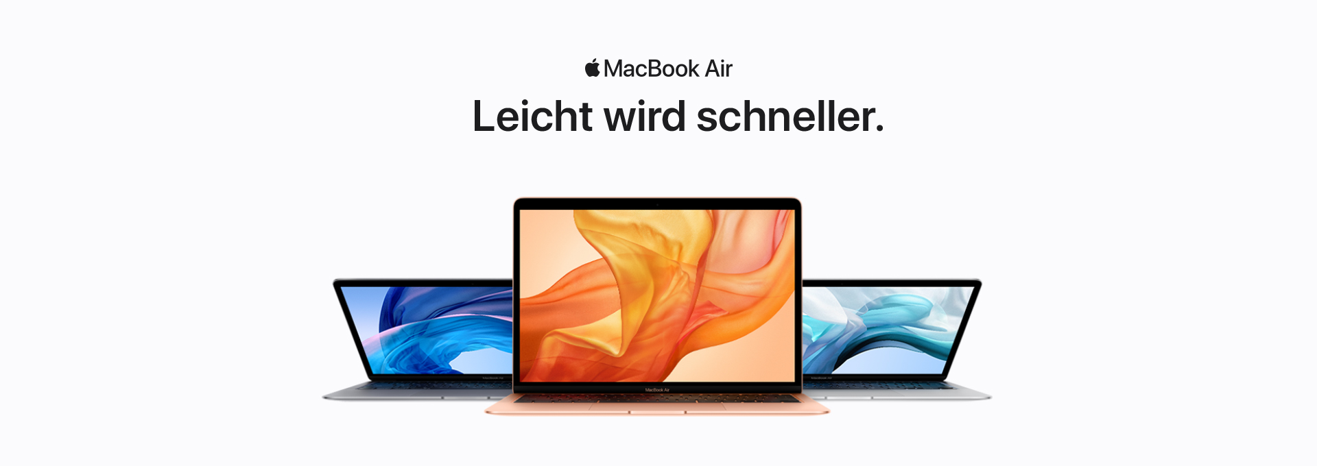 Jetzt Apple MacBook Air kaufen